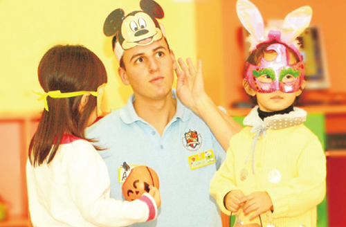 励步国际儿童英语,励步少儿英语,励步英语